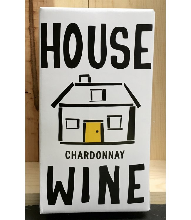 House Wine Chardonnay 3L Box