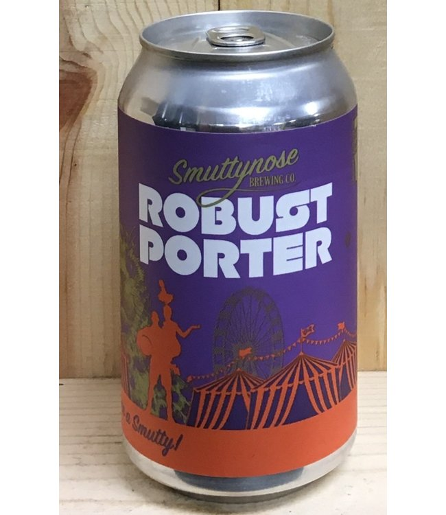 Smuttynose Robust Porter 12oz can 6pk