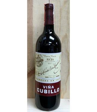 Lopez de Heredia Cubillo Rioja Crianza Tinto 2011