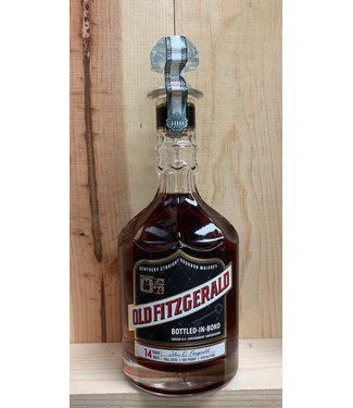 Old Fitzgerald 14 Year Bottled in Bond 2005