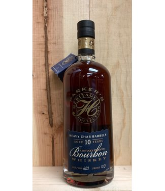 Parker's Heritage 10 Year Heavy Char Bourbon 14th Edition