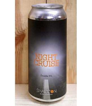 Shaidzon Night Cruise DIPA 16oz can 4pk