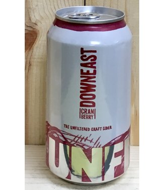 Downeast Cranberry 12oz can 4pk