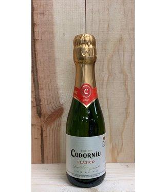 Codorniu Clasico Cava 187ml bottle single