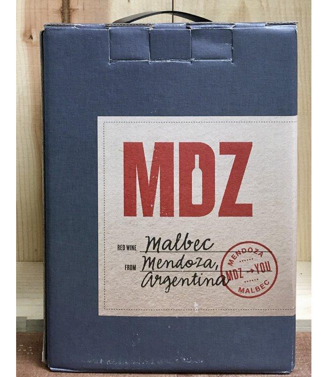 MDZ Malbec 3L Box