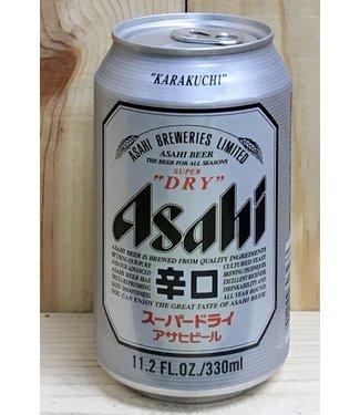 Asahi 12oz can 12pk