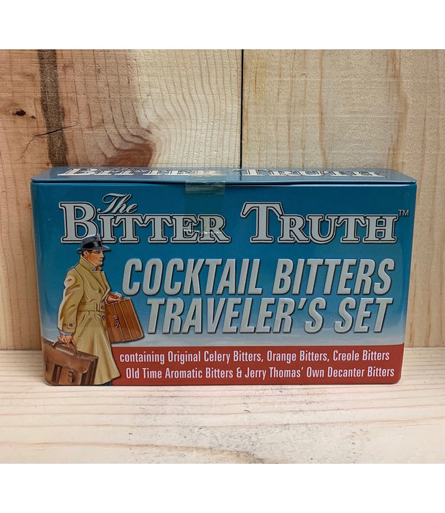 Bitter Truth Cocktail Bitters Travelers Set
