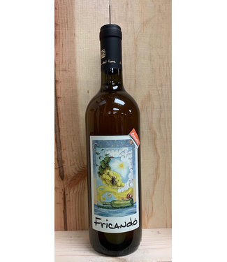 Al di la del Fiume Fricando Amphora Albana Orange Wine 2020