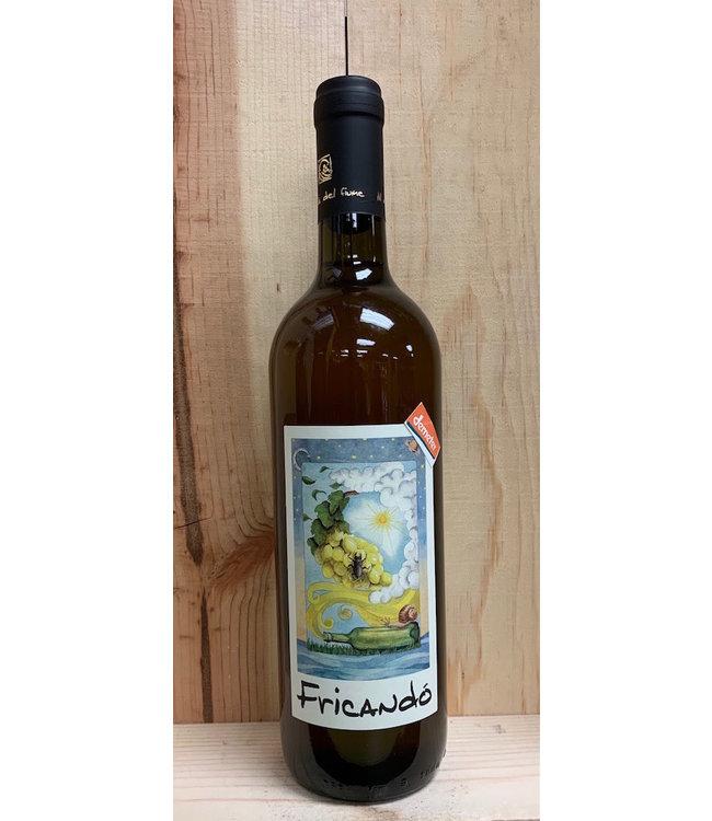 Al di la Fiume Fricando Amphora Albana Orange Wine 2019