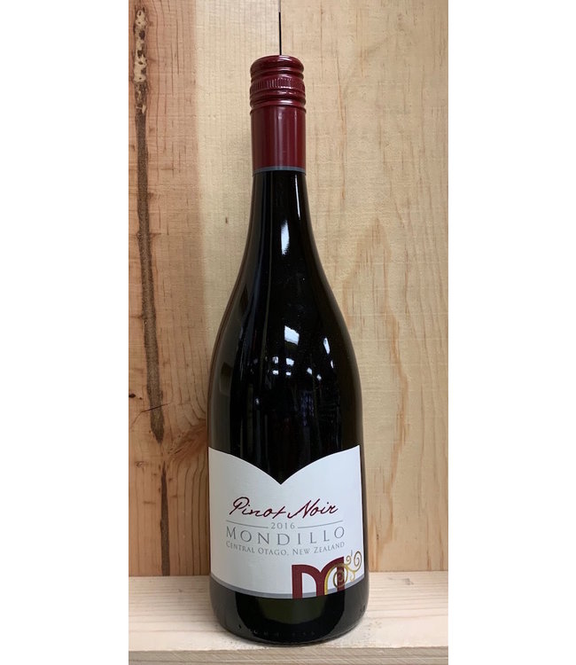 Mondillo Central Otago Pinot Noir 2016