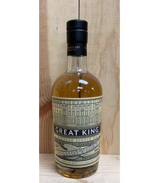 Great King Artist's Blend Scotch 375mL