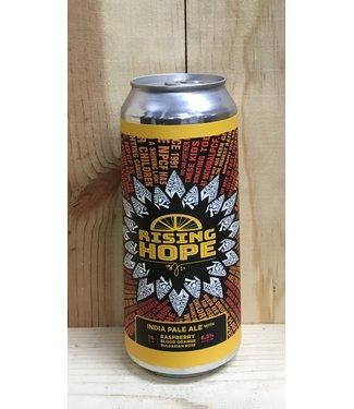 Grey Sail Rising Hope fruited IPA 16oz can 4pk