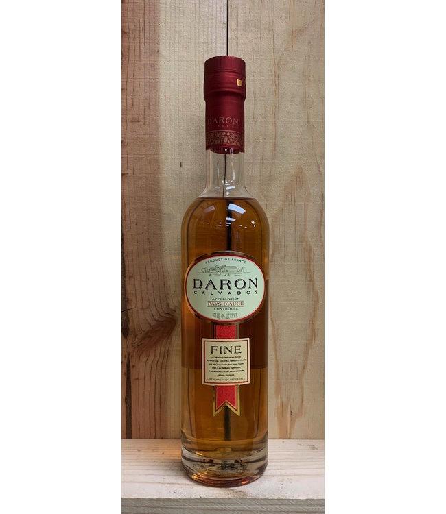 Daron Calvados Fine 375ml