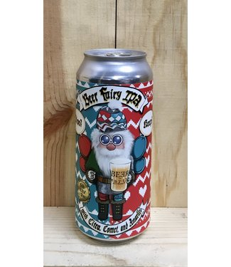 Beer on Earth Beer Fairy IPA 16oz can 4pk