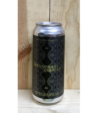 Aslin Honeymoon Pajamas DIPA 16oz can 4pk