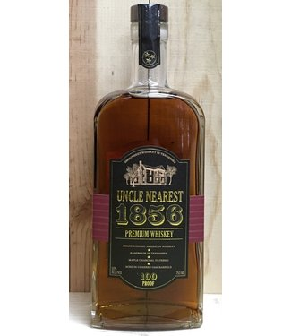 Uncle Nearest 1856 Small Batch Whiskey