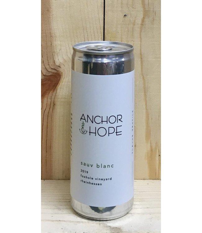 Anchor & Hope Sauv Blanc 250ml can 4pk