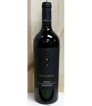 Luccarelli Primitivo Puglia 2018 750ml