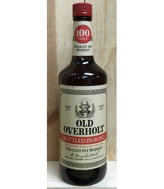 Old Overholt Rye Bottled in Bond 750ml