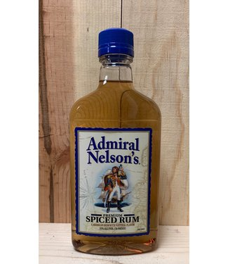Admiral Nelson Spiced Rum 375ml