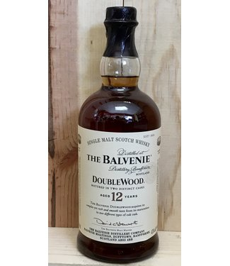 Balvenie Doublewood12Yr  Single Malt 750ml