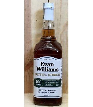 Evan Williams Bottled in Bond Bourbon 750ml