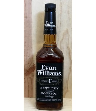 Evan Williams Bourbon 750ml