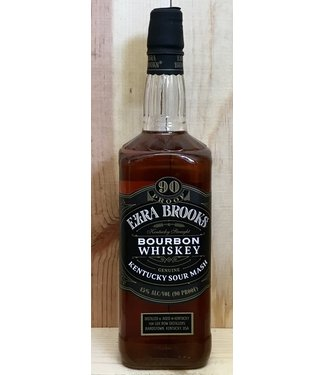 Ezra Brooks Bourbon 90 proof 750ml
