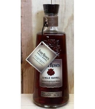 Four Roses Single Barrel Bourbon 750ml