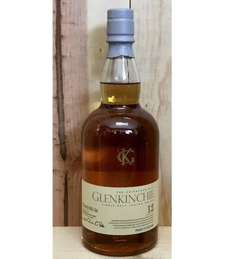 Glenkinchie 12Yr  Single Malt 750ml