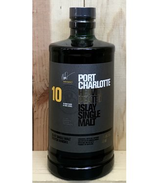 Bruichladdich Port Charlotte Single Malt 750ml
