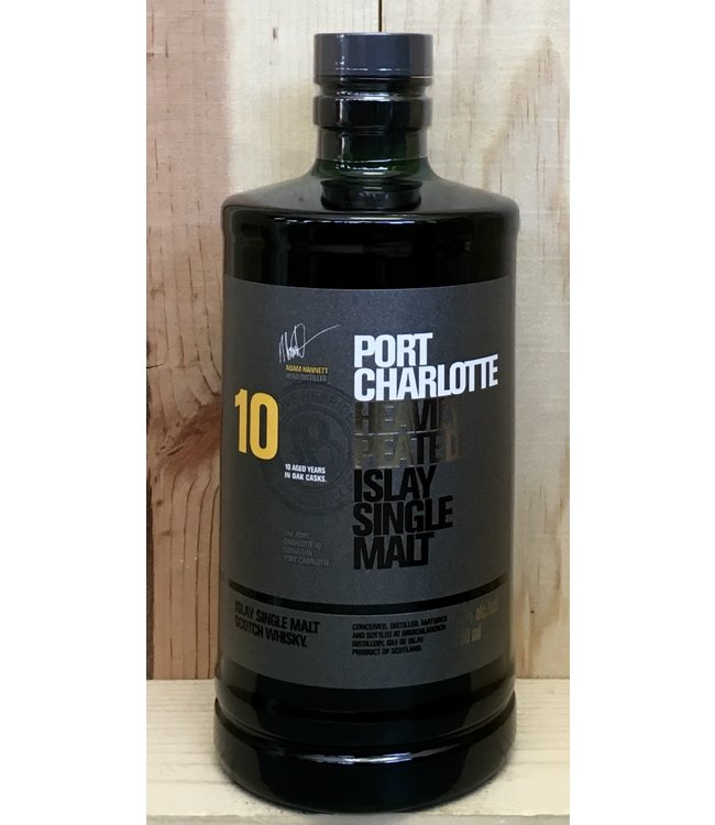 Bruichladdich Port Charlotte Single Malt 750ml