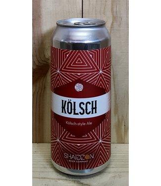 Shaidzon Kolsch 16oz can 4pk