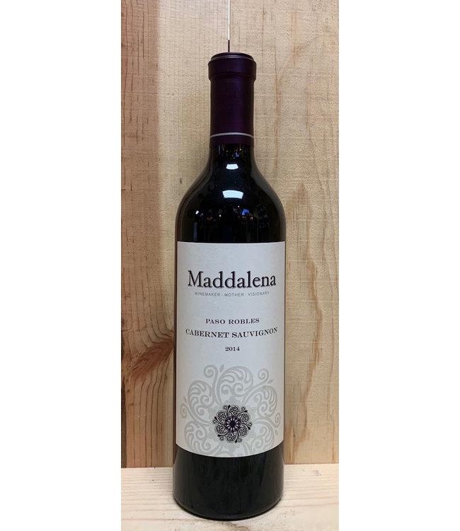 Maddalena Paso Robles Cabernet Sauvignon 2014 750ml