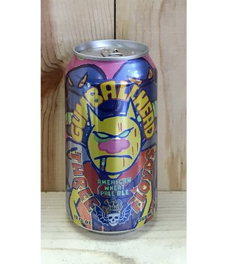 3 Floyds Gumballhead wheat pale ale 12oz can 6pk