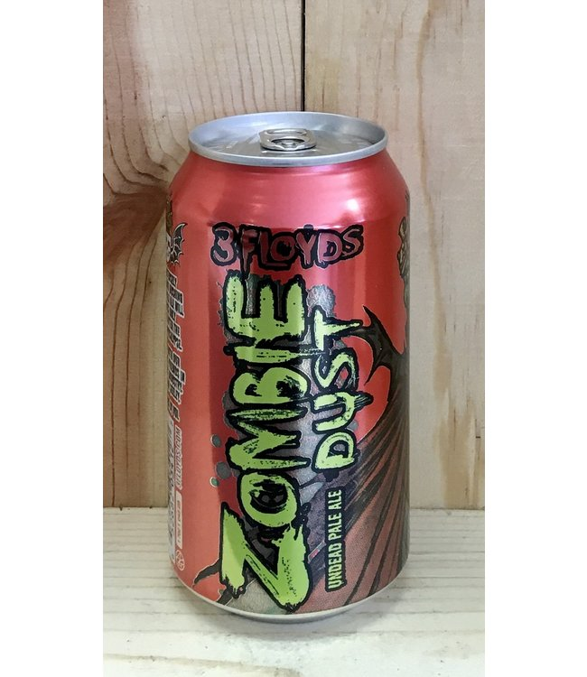 3 Floyds Zombie Dust pale ale 12oz can 6pk
