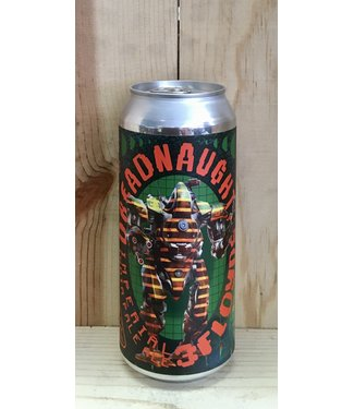 3 Floyds Dreadnaught Imperial IPA 16oz can 4pk