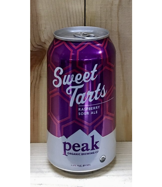 Peak Organic Sweet Tarts 12oz can 6pk
