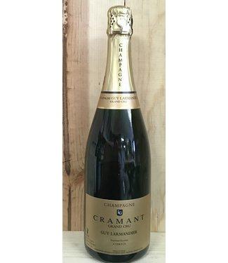 Champagne Guy Larmandier Grand Cru Blanc de Blanc Brut Zero Champagne 750ml