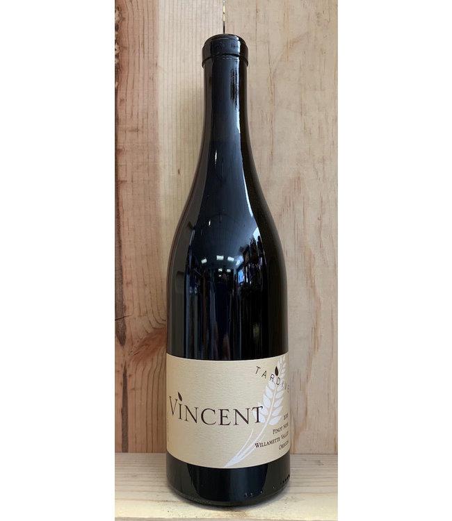 Vincent Pinot Noir Willamette Valley Tardive 2018