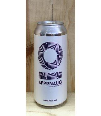 Apponaug Uncommon Pursuit IPA 16oz can 4pk