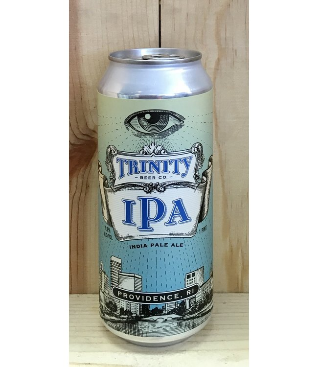Trinity IPA 16oz can 4pk