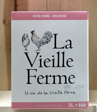 La Vieille Ferme Rose 3L Box