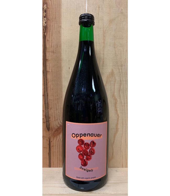 Weingut Oppenauer Organic Zweigelt Liter