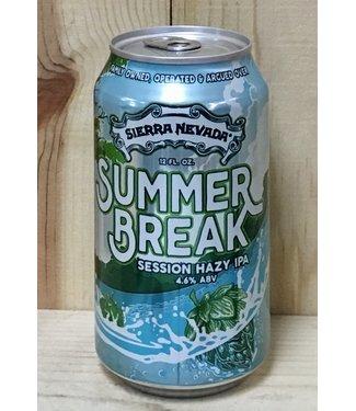 Sierra Nevada Summer Break session hazy IPA 12oz can 6pk