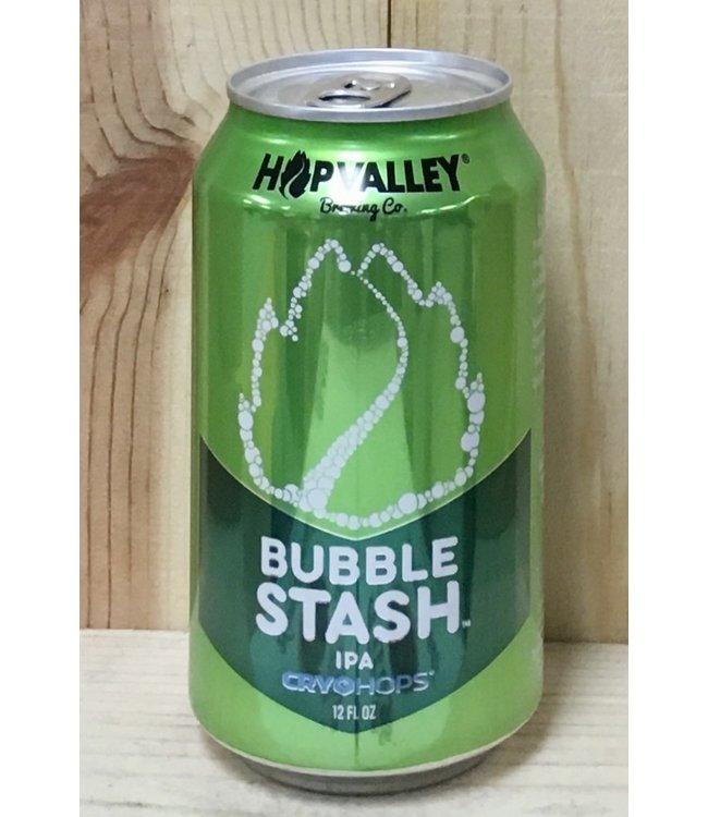 Hop Valley Bubble Stash 12oz can 6pk