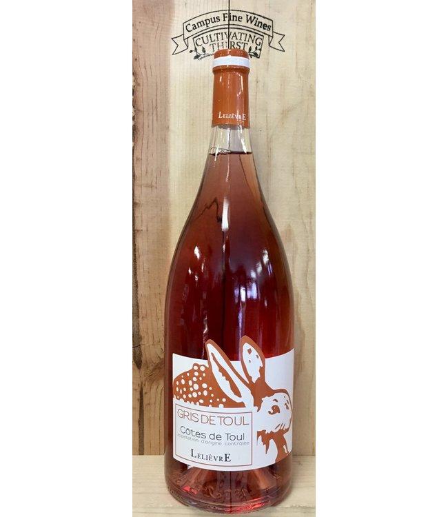 Domaine Lelievre Côtes de Toul Gris de Toul Rosé 2020 1.5L