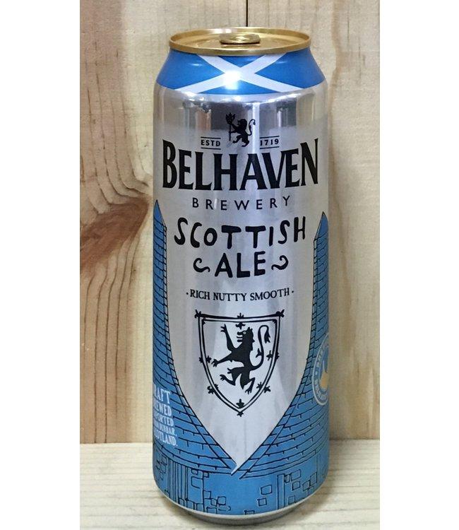Belhaven Scottish Ale 16oz can 4pk