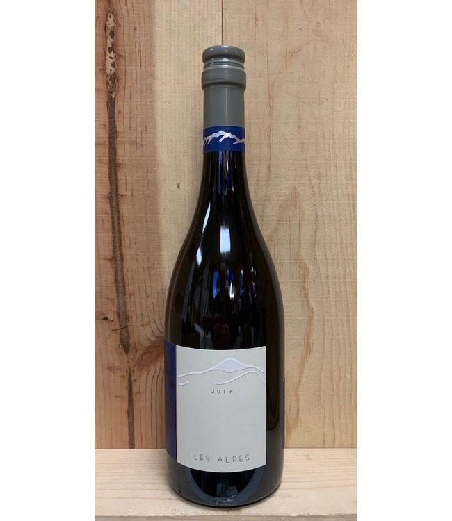 Domaine Belluard Vin de Savoie Blanc Gringet Les Alpes 2019