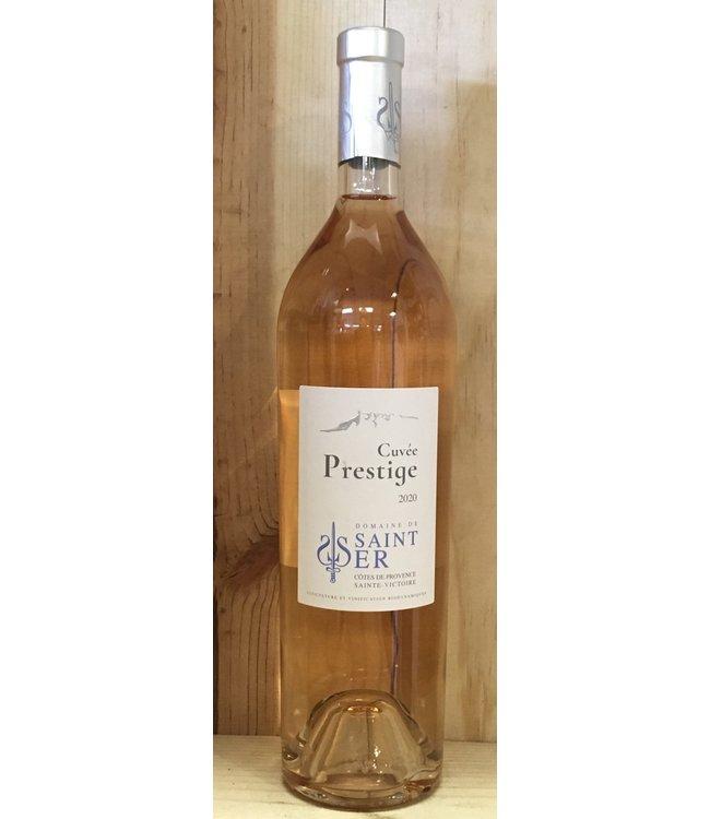 Saint Ser Cotes de Provence Sainte-Victoire Rose 2020